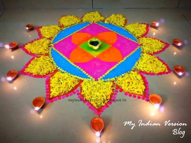 Beautiful Diwali Decoration Ideas For 2017 Festival