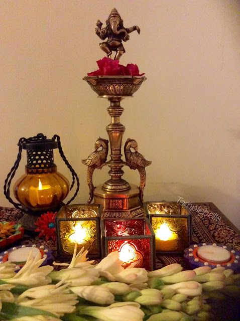 Prayer Room Design Ideas: Beautiful Diwali Decoration Ideas For 2017
