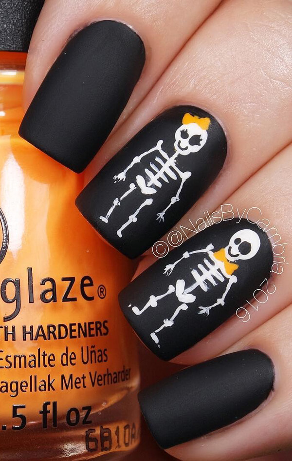 Stunning Halloween Nail Art Ideas Festival Around The World
