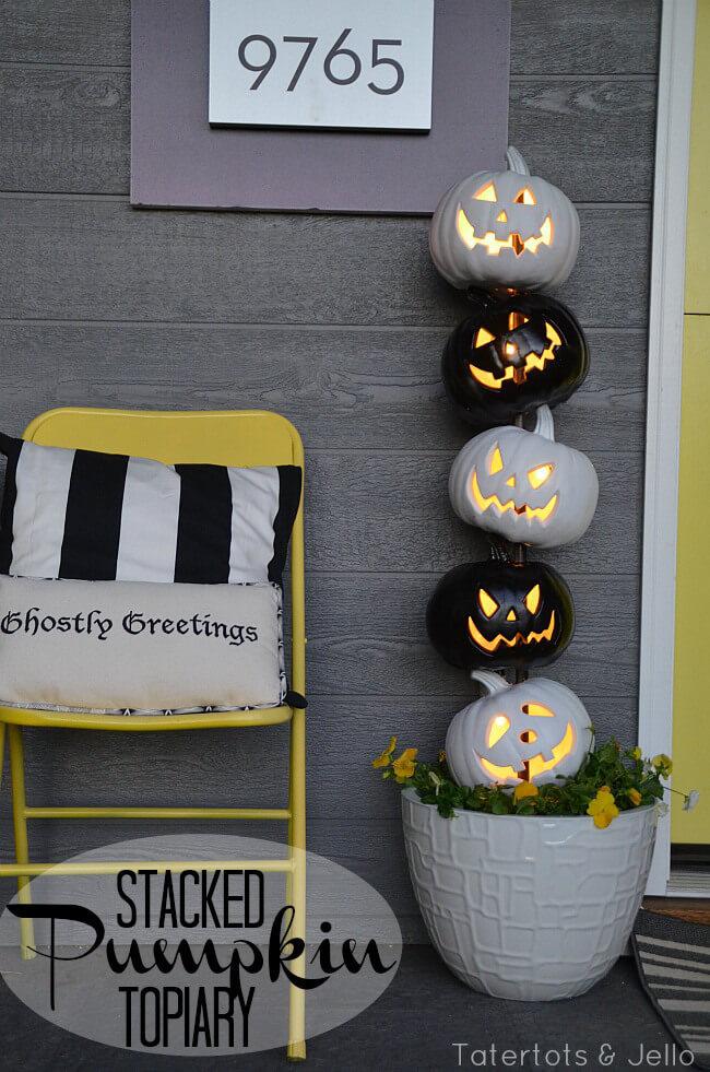 Easy DIY Halloween Decoration Ideas