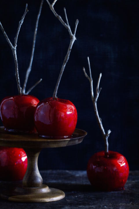 Top 25 Gross, Ghoulish And Scary Halloween Recipes