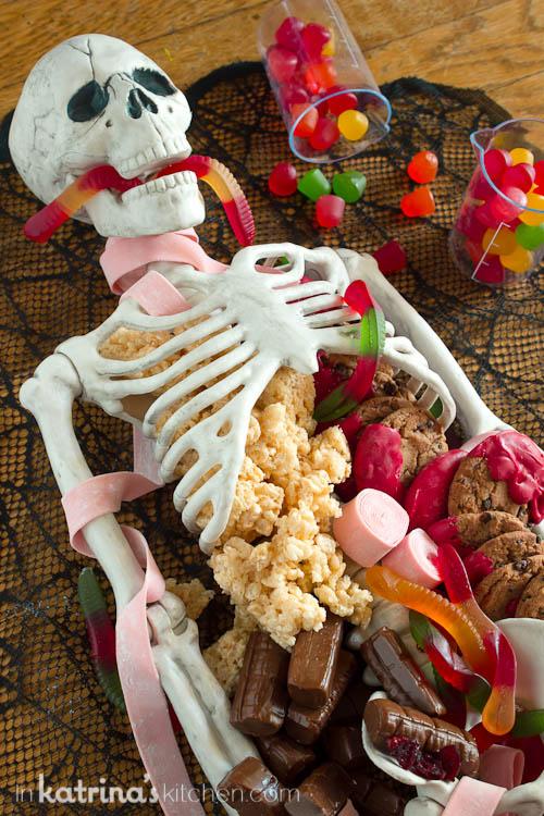 Halloween Food Name Ideas