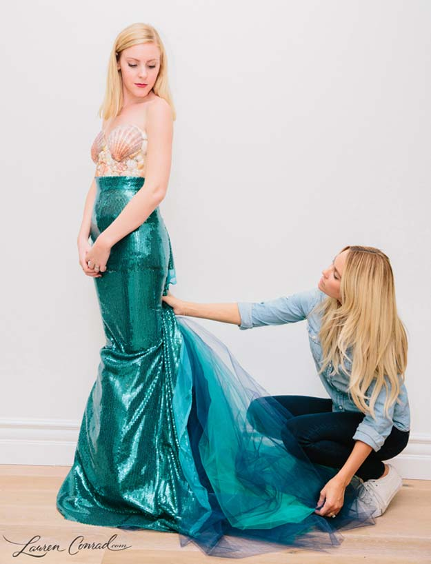 mermaid halloween costume the idea of being the majestic mermaid living in the deep and vast ocean has captivated almost every girl in her childhood
