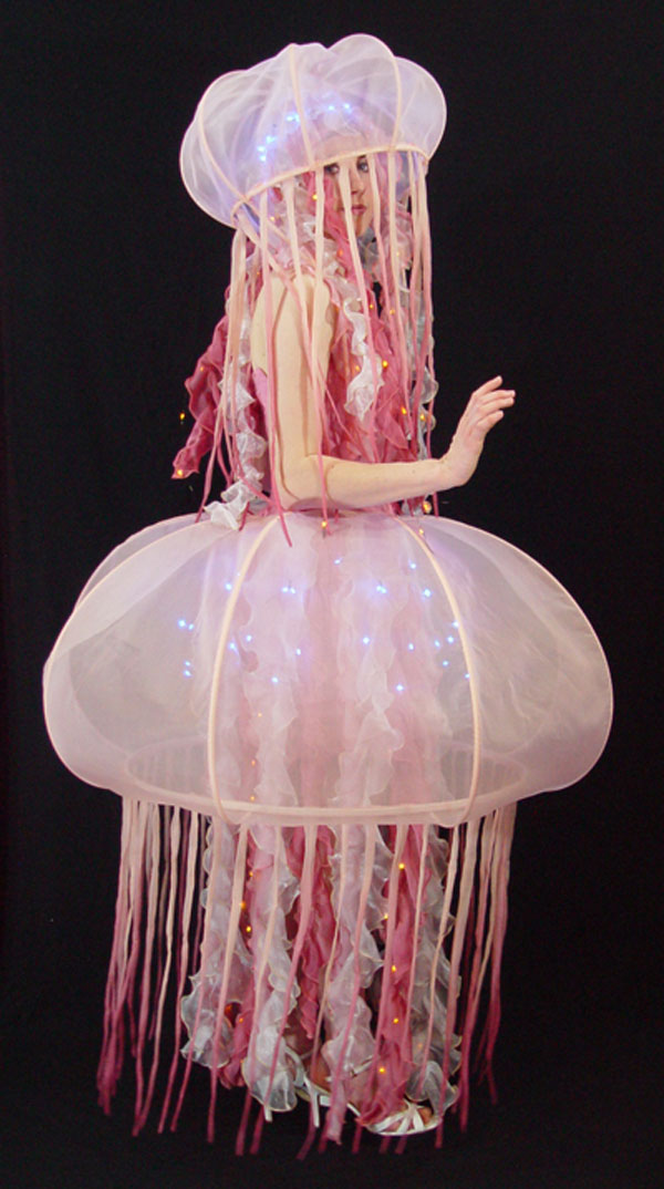 Halloween costume ideas for women for 2017 festival around the world were rounding up this compilation with one of the most amazing halloween costume ideas for women weve set our eyes on this jellyfish costume is sure to solutioingenieria Choice Image