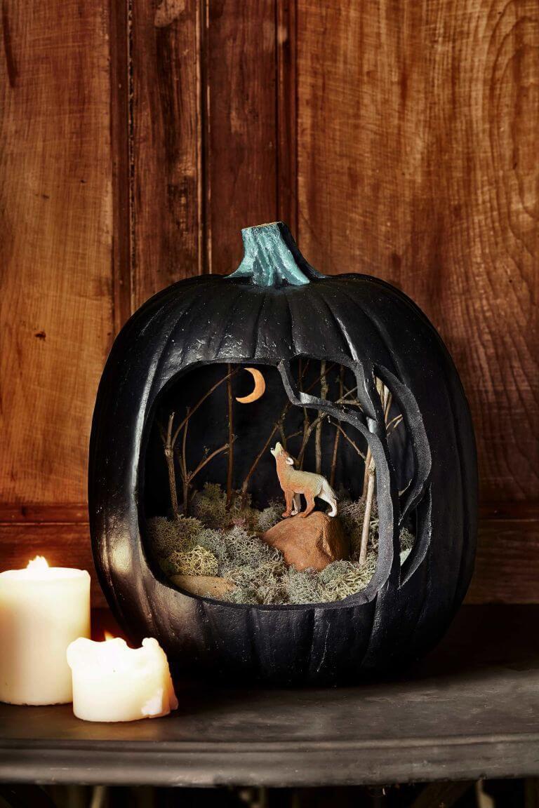 Halloween craft ideas for 2017 festival around the world - Hacer calabaza halloween ...