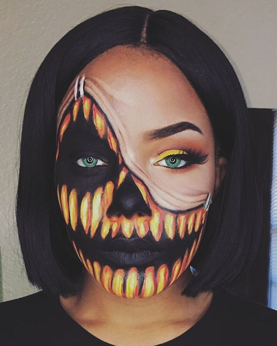 Mesmerizing Halloween Makeup Ideas For 2017 - Festival Around the ...