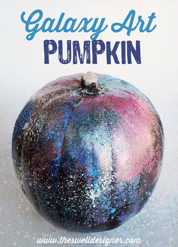 No Carve Pumpkin Ideas For Halloween