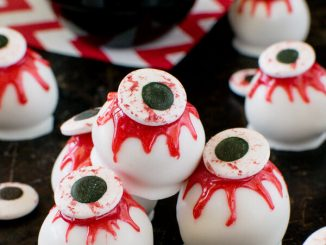 Easy Peasy No Bake Halloween Dessert Recipes