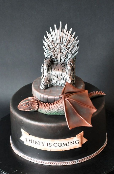 Game Of Throne Wedding Cakes