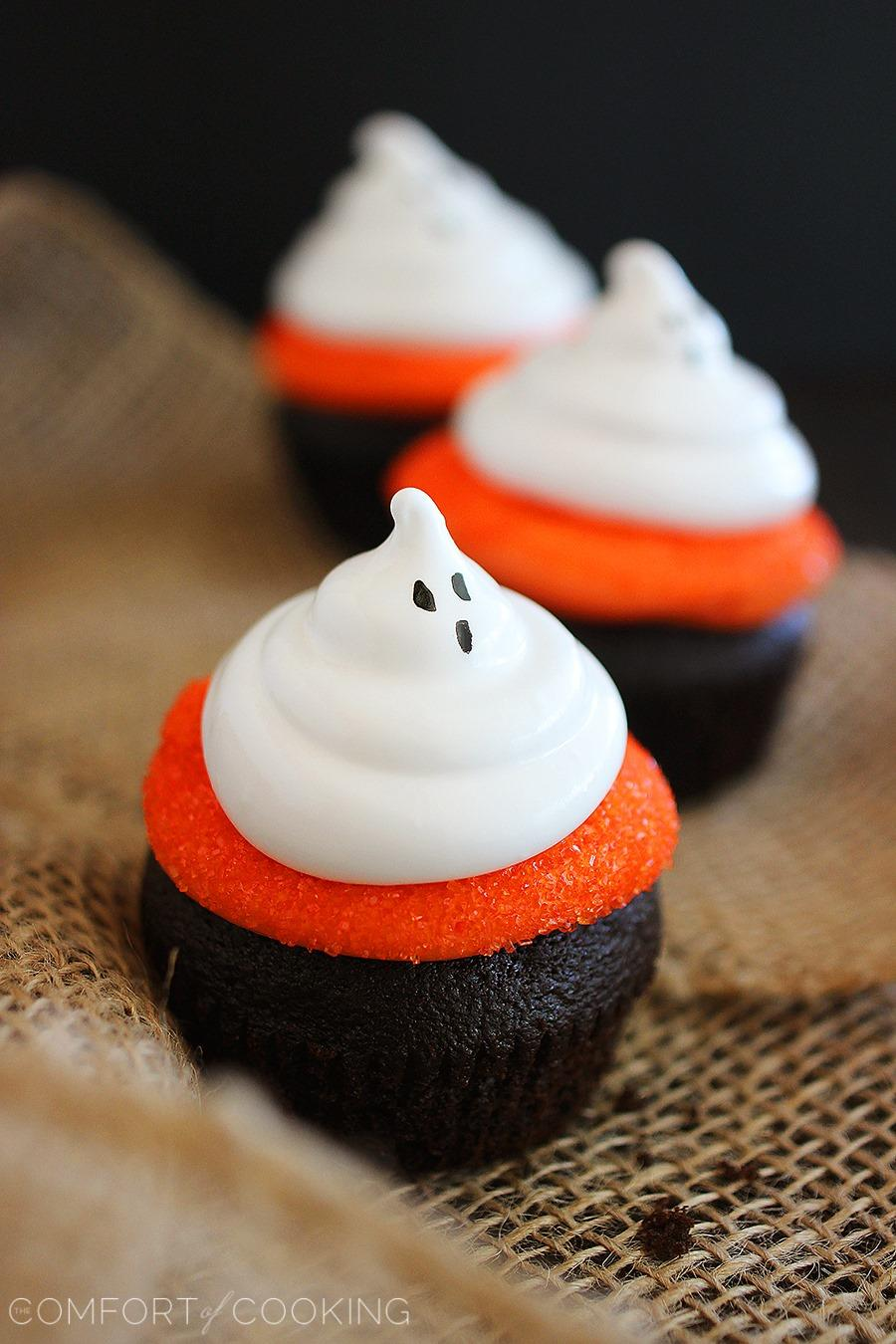 30 Yummy Halloween Cupcake Recipes Festival Around The World