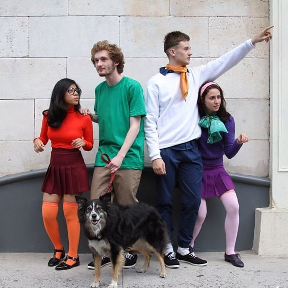 Halloween Group Costume Ideas