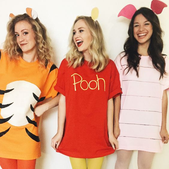 30 crazy halloween group costume ideas festival around the world you dont always have to dress yourself up in the animal costume to depict an animal just a few elements like just the ears can also work as seen in the solutioingenieria Choice Image
