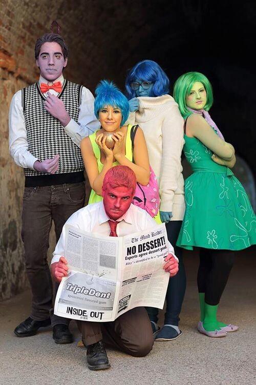 30 Crazy Halloween Group Costume Ideas – Festival Around ...
