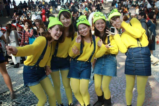 Halloween Group Costume Ideas