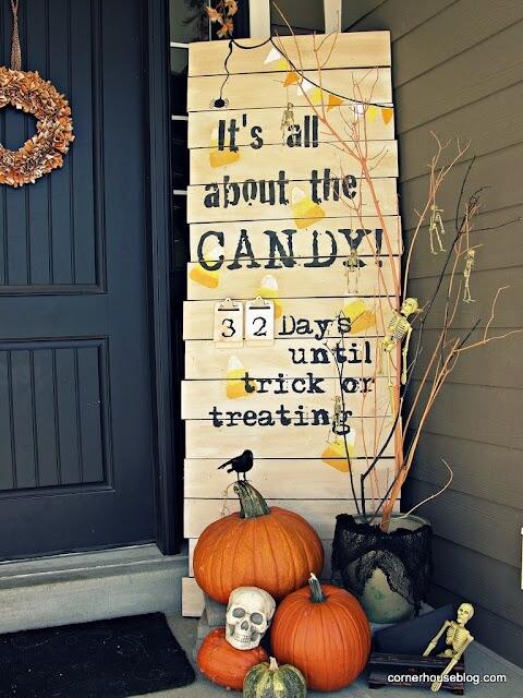 Spooky Halloween Porch Decoration Ideas