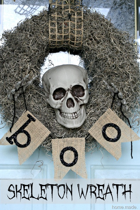 Exquisite Outdoor Halloween Decoration Ideas
