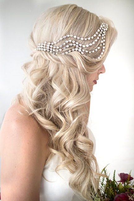Popular Wedding Hair Styles For Long Hair