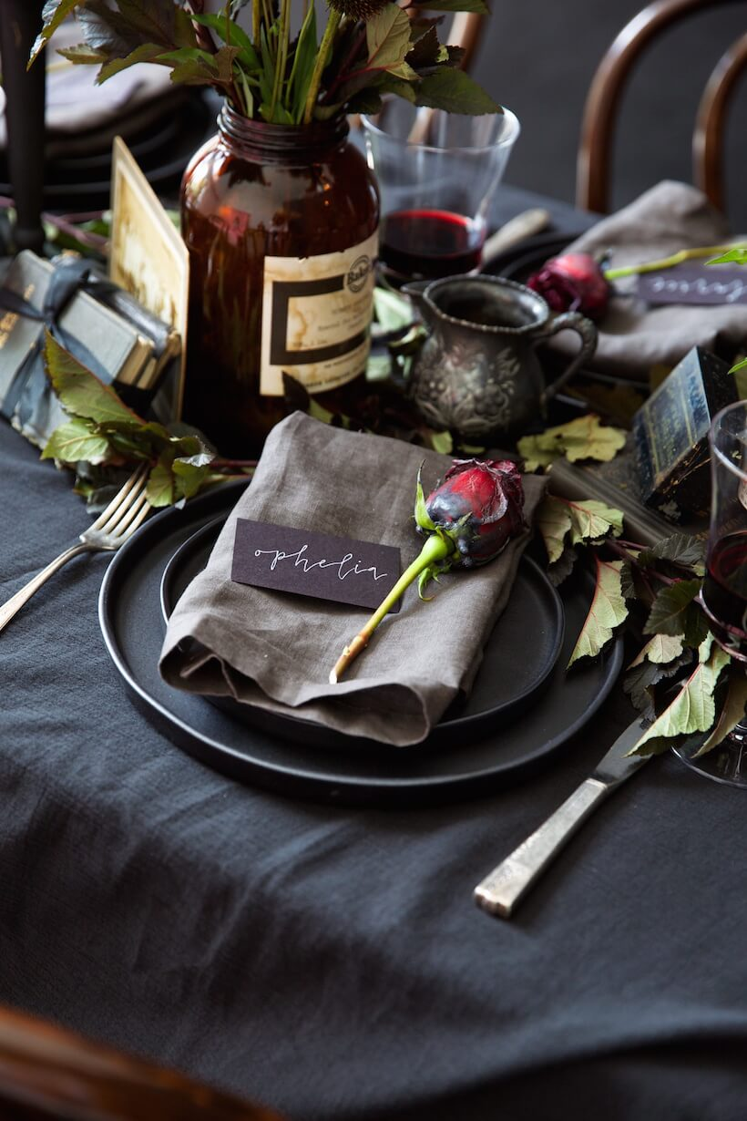 creepy and classy halloween table decoration ideas festival