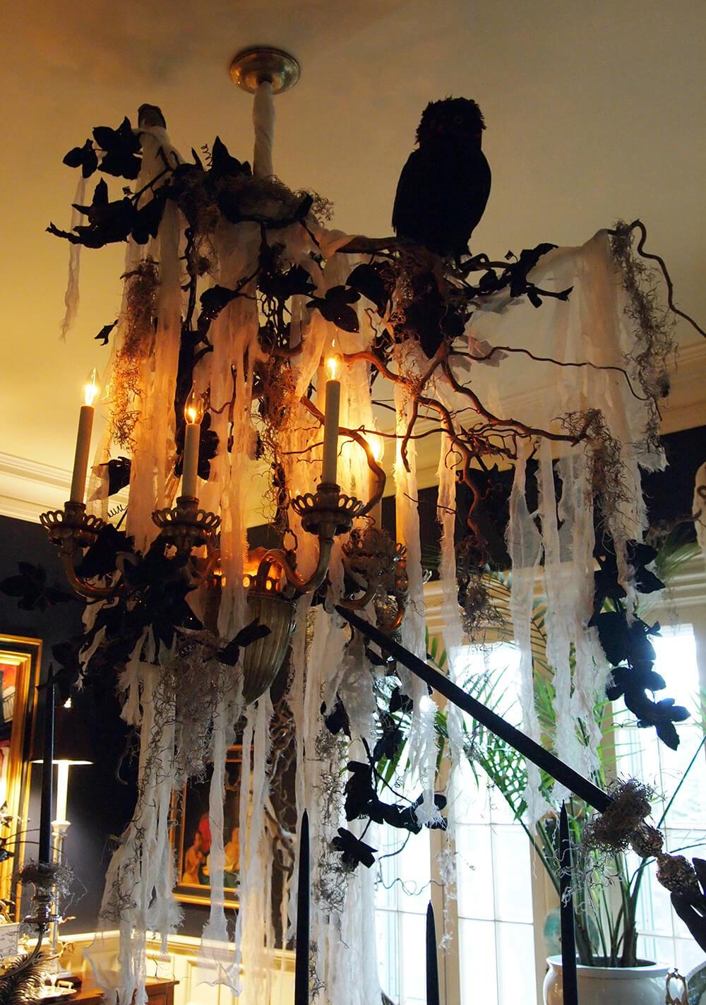 Spooky Indoor Halloween Decoration Ideas – Festival Around