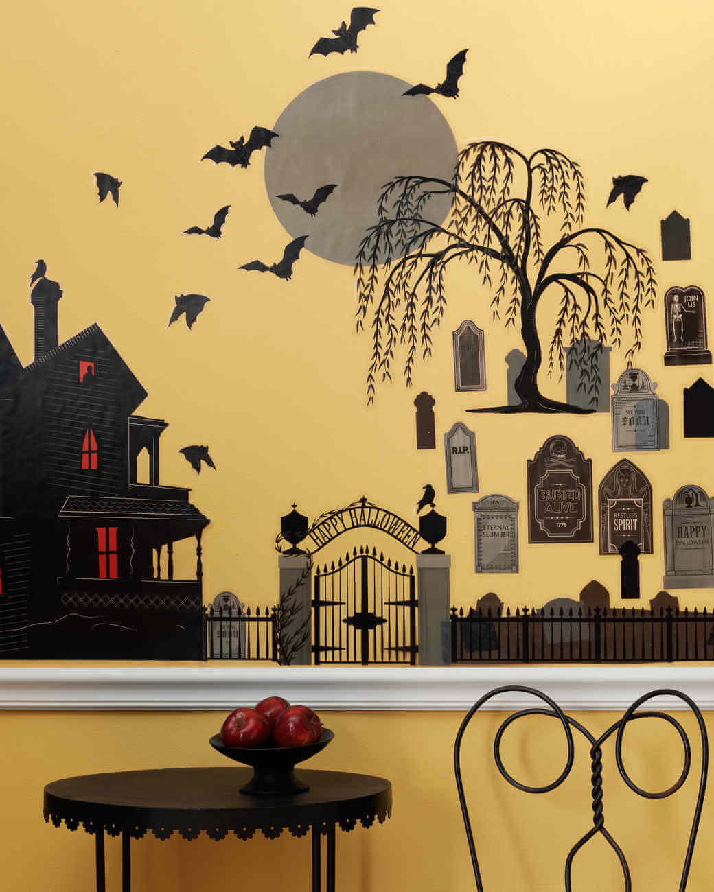 Spooky Indoor Halloween Decoration Ideas - Festival Around the World