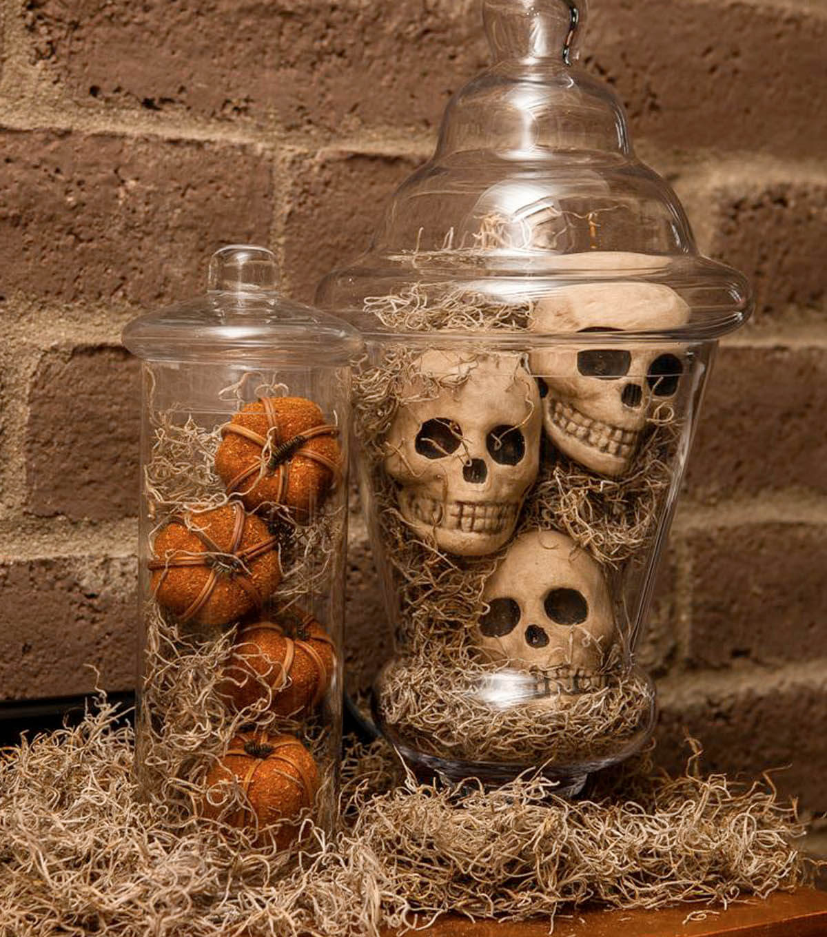 Indoor Halloween Decoration Ideas