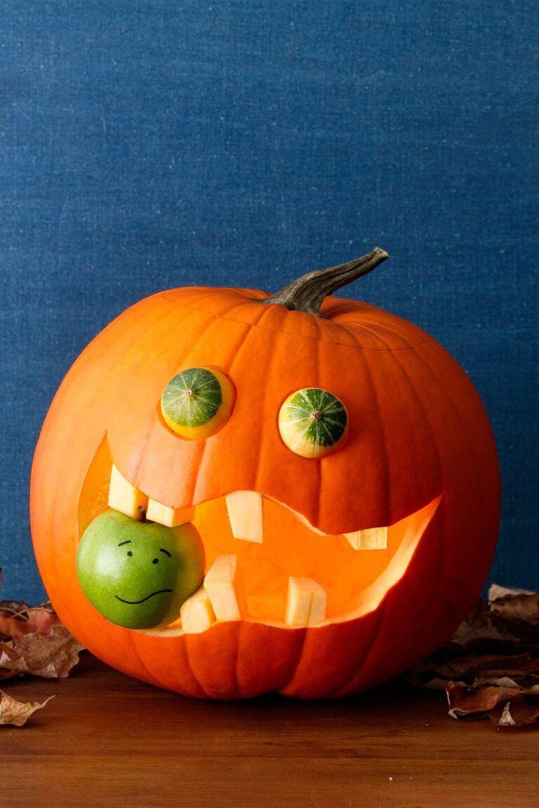 Stunning pumpkin carving ideas for halloween festival